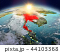 地球 大地 タイのイラスト 44103368