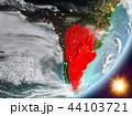 アルゼンチン 地球 大地のイラスト 44103721
