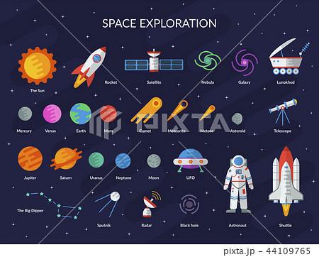 Big space flat set 44109765