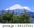 風景 富士山 世界遺産の写真 44115541