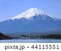 風景 富士山 世界遺産の写真 44115551