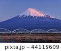 風景 富士山 世界遺産の写真 44115609