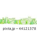 街 街並み エコロジーのイラスト 44121378