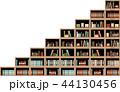 図書室 図書館 本のイラスト 44130456