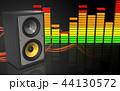 音 音声 音響のイラスト 44130572