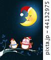 マンガ 漫画 クリスマスのイラスト 44132975