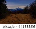 富士山 雁ヶ腹摺山 冬の写真 44133356