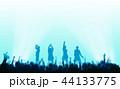 ライブ会場とオーディエンス 44133775