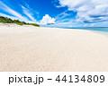 沖縄 水納島 ビーチの写真 44134809