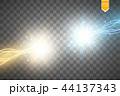 衝突 追突事故 アタリのイラスト 44137343