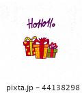 クリスマス 12月 十二月のイラスト 44138298