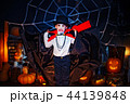 コスチューム 服装 ハロウィンの写真 44139848
