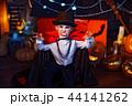 男の子 ハロウィン 吸血鬼の写真 44141262