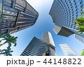 シンガポール 都会 ビルの写真 44148822