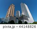 シンガポール 都会 ビルの写真 44148826