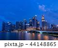 シンガポール 都会 風景の写真 44148865