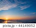 (静岡県)中田島砂丘 日の出 44149052