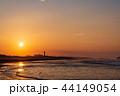 (静岡県)中田島砂丘 日の出 44149054