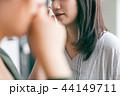 世間話 話す 女性の写真 44149711