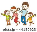 家族 ベクター 育児のイラスト 44150923