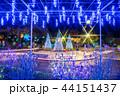 イルミネーション ライトアップ クリスマスの写真 44151437