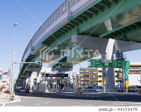 名古屋市港区 名古屋高速4号東海線 港明入口 44153476
