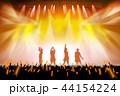 ライブ会場とオーディエンス 44154224