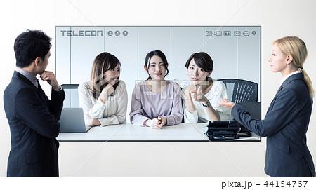 テレビ会議 44154767