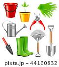 ガーデン 器具 道具のイラスト 44160832