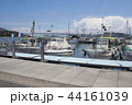港 漁船 船の写真 44161039