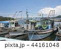 港 漁船 船の写真 44161048