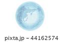 グローバル 地球儀 サイバーのイラスト 44162574