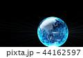 世界 グローバル CGのイラスト 44162597