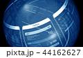 テクノロジー グローバル ハイテクのイラスト 44162627