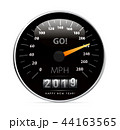 2019 スピードメータ 速度計のイラスト 44163565