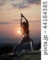 ヨガ 女 女性の写真 44164385