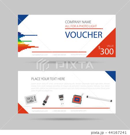 template business flyer phytolampのイラスト素材 44167241 pixta