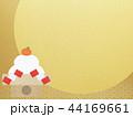 背景 コピースペース 和のイラスト 44169661