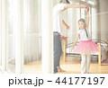 遊んでいる父親と娘 44177197