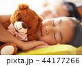 親子 娘 遊ぶの写真 44177266