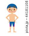 水泳 男性 44181108