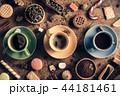カカオ コーヒー カップの写真 44181461