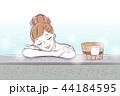 お風呂 浴室 風呂のイラスト 44184595