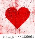 ハート ハートマーク 心臓のイラスト 44186061