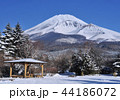 風景 富士山 世界遺産の写真 44186072