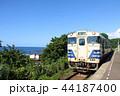 鉄道 風景 列車の写真 44187400