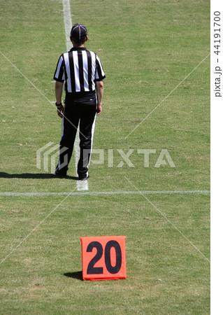アメリカンフットボール 審判 44191700