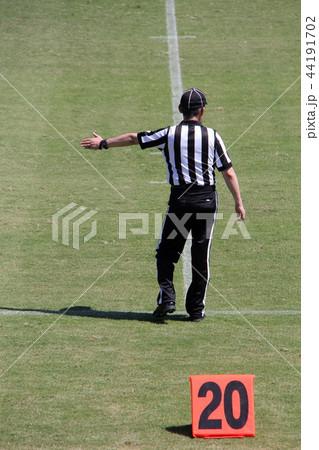 アメリカンフットボール 審判 44191702