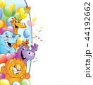 動物 マンガ 漫画のイラスト 44192662