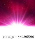 星 スター 光線のイラスト 44196590